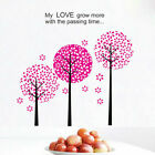 Pandora Tree Wall Decal Sticker Vinyl Decor Removable Nursery Kids Girls Baby