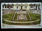 POSTCARD RP NORFOLK GREAT YARMOUTH - THE FLORAL CLOCK