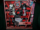 """NEW MONSTER HIGH EXCLUSIVE WERECAT SISTER PACK """"MEOWLODY & PURRSEPHONE"""" VHTF!!"""