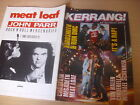 KERRANG Great Classic Rock / Heavy Metal magazine #127