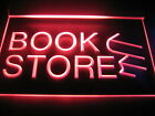 B179 Book Store Shop Display NEW NR Neon Light Sign