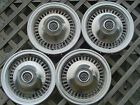 1977 1978 1979 FORD THUNDERBIRD T BIRD HUBCAPS WHEEL COVERS CLASSIC VINTAGE