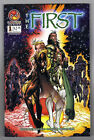 THE FIRST #1 & #2 - BART SEARS ART & COVERS - 2001