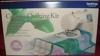 Creative Quilting Kit Brother Innovis 55 50 35 30 20 15 10 10a Sewing Machine