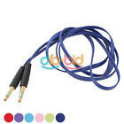 3.5mm 1m Male to Male 3Ft Stereo Audio Jack AUX Cable for Phone MP3 SS