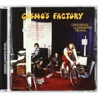 CREEDENCE CLEARWATER REVIVAL - COSMO'S FACTORY (40TH ANN.EDITION)  CD ROCK NEW