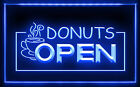 FB012 B Donuts Cafe Enseigne Lumineuse LED Light Signs