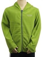 Regatta Boys Girls Kids Charlie Full Zip Fleece Jacket - Spring Green