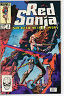 Marvel Comics RED SONJA 1983 #3 (3rd Series) VF+ She-Devil With a Sword B&B