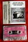 KID ORY & HIS CREOLE JAZZ BAND NEW ORLEANS 1986 RARE EXYU CASSETTE TAPE
