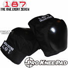 187 KILLER Pro Knee Pads Skateboard Protection Ramp Vert Roller Derby S M L XL
