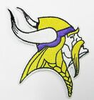 LOT OF NFL (1) MINNESOTA VIKINGS EMBROIDERED PATCH PATCHES (TYPE B) ITEM # 25