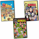 The QI Annual 3 Books Collection Pack Set 2008 2009 2010 Brand New Hardback
