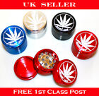 30 MM HERB GRINDER 3PC ALUMINIUM METAL POLLGRINDER NEW UK CHEAPEST ★ FREE P&P ★