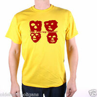 Large Automobile T Shirt Inspired by Talking Heads David Byrne Tom Tom Club