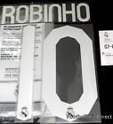 Real Madrid Robinho 10 2007/08 Football Shirt Name Set Away
