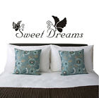 Sweet Dream Vinyl Home Kid Nursery Wall Stickers Decal Decor