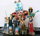 new One Piece The New World figure box set 10-pack #d3