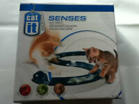 Hagen Catit Senses Play Circuit For Cats Brand New In Box Cat Toy