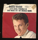 Bobby Vinton Let's Kiss and Make Up & Trouble Is My Middle Name