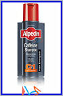 6 X ALPECIN C1 CAFFEINE SHAMPOO 250ML STIMULATES HAIR ROOTS, REDUCE HAIR LOSS!!