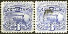 #114 VF OG NH GEM & F-VF USED CV $267.50+ BN8342