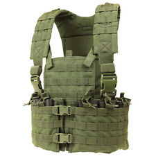 CONDOR CS - Modular Chest Set - OD TAN BLACK ACU MULTICAM