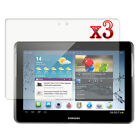 "s 3X LCD Screen Protector Guard Film For Samsung GALAXY Tab 2 P5100 10.1"" Tablet"