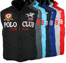 Herren Rock Creek  Polo Club Weste Jacke  S- M-L-XL-XXL-XXXL