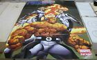FANTASTIC FOUR #1 PROMO 36 X 24 POSTER BY MARK BAGLEY - MARVEL NOW! - 2012