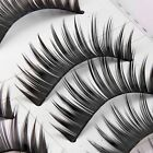 10 Pairs Thick False Eyelashes Cosmetic Makeup Eyelash Extension For Party