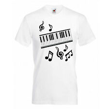 Piano sheet music notes KIDS T-SHIRT Boys, Girls, size 2-13 years + Colors