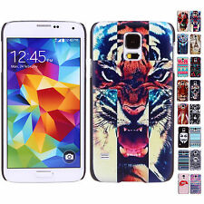 Cheap New Hard PC Snap On Back Protective Skin Cover Case For Samsung Galaxy S5