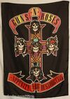 GUNS N' ROSES Axl Appetite 4 Destruction Cloth Fabric Poster Flag Banner-New