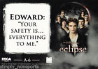 TWILIGHT NECA ECLIPSE A-6/ A6 PUZZLE INSERT chase CARD