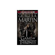 A Game of Thrones Bk. 1 by George R. R. Martin (1997, Paperback)