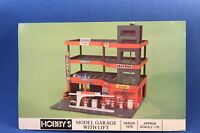 PLAN & FITTINGS KIT TO BUILD MODEL GARAGE WITH LIFT TO 3 FLOORS & LOWER PARKING