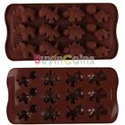 Dinosaur Baking Silicone Mould Mold Chocolate Cake Cookie Muffin Candy New