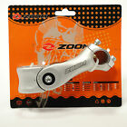 Zoom Adjustable RIse Angle Bicycle 1-1/8 Threadless Stem 120 120mm 25.4mm 25.4