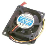 Innovative DC brushless CPU cooling fan BP602512H 12V 0.13A 3-wire 3-pin TESTED