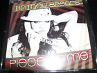 Britney Spears Piece Of Me Rare Australian Remixes CD Single