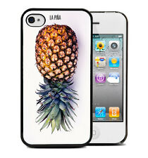 ★★★Coque BUMPER Silicone iphone 4/4s & 5/5s 6/6+ ANANAS N°1 Fruit DESIGN swag★★★
