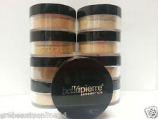 """BELLA PIERRE Mineral Foundation 9g- Full Size (CHOOSE UR SHADE) """"NEW"""""""