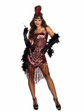 Flapper Gatsby Girl Roaring 20s 20's Adult Costume
