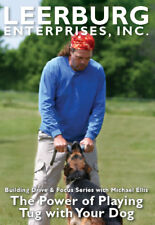 The Power of Playing Tug With Your Dog Leerburg DVD