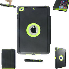 OTTER MK Shockproof Kickstand Rubberized Hard Case Cover For iPad Mini 2/3/4 Air