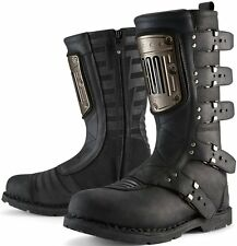 Icon Mens 1000 Collection Elsinore HP Leather Boots