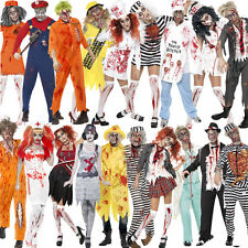 Zombie Halloween Fancy Dress Costumes – Mens/Ladies Walking Dead Outfits