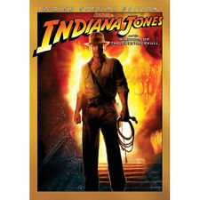 Indiana Jones and the Kingdom of the Crystal Skull (DVD, 2008, 2-Disc Set,...