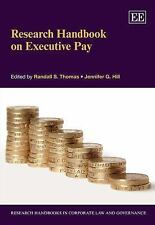 2014-02-28, Research Handbook on Executive Pay (Research Handbooks in Corporate